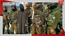 Sopore में लश्कर-ए-तैयबा का आतंकी चढ़ा सुरक्षाबलों के हत्थे, पूछताछ जारी