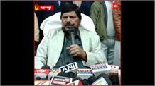 Ramdas Athawale ने बसपा सुप्रीमो Mayawati पर कसा तंज, कहा- उन्हें नहीं समझा सकते