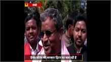 BJP में मिल रहे प्यार से अभिभूत बाबूलाल मरांडी का तंज- 'हेमंत सोरेन की सरकार तो बस ट्विटर पर चल रही है'