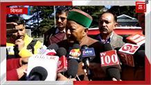 स्वास्थ्य लाभ के बाद सदन में पहुंचे Virbhadra Singh, सुनिए क्या कह रहे