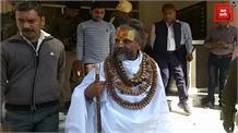 कंप्यूटर बाबा का बड़ा बयान, MP में कमलनाथ, दिग्विजय और सिंधिया मिलकर चला रहे सरकार