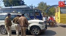 गाड़ी में हूटर लगवाने पर कटा BJP विधायक का चालान, मजिस्ट्रेट से हाथ जोड़कर मांगी माफी