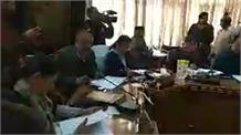 नगर निगम शिमला का वार्षिक बजट 2020-21 पेश करती महापौर सत्या कोंडल:live