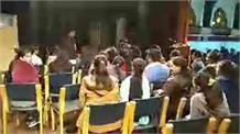 शिमला के गेयटी थिएटर में लगा रोजगार मेला:live