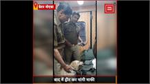 'ट्रेन लेट होने से तनाव में था, इसलिए उड़ा दी बम होने की अफवाह', बाद में मांगी माफी