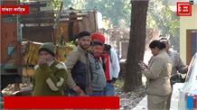 वन विभाग पकड़ी खैर के अवैध नगों से भरी पिकअप, चालक फरार