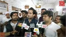 कैबिनेट मंत्री जयवर्धन सिंह का बड़ा बयान, पार्टी सिंबल से होंगे नगरीय निकाय के चुनाव