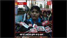 Nirbhaya Case: दोषियों के फांसी की डेट बार-बार बदले जाने से नाराज लोगों ने आरोपियों के पुतले को फांसी पर टांगा