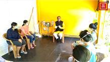 CM ने आम आदमी की तरह गर्ल्स हॉस्टल में जाना छात्राओं का हाल, कंट्रोल रूम भी पहुंचे शिवराज