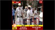 मजदूरों के लिए भगवान बनकर आई दिल्ली पुलिस