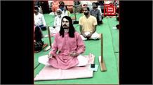 क्या योग करने से कोरोना से बचा जा सकता है जानिए योग गुरु योगी सत्यम से....