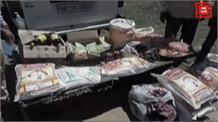 दशमेश रोटी बैंक ने मुसीबत में फंसे लोगों को बांटा फ्री राशन