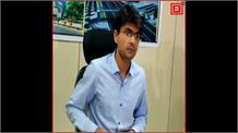 Noida के नए DM Suhas L.Y ने संभाली कमान, पहली Press Conference में क्या बोले