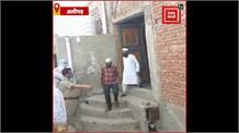 Aligarh :जमातियों के साथ मस्जिद में ठहरा युवक कोरोना पॉजिटिव, पूरे इलाके को सैनिटाइज कर किया गया सील
