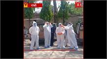 #CoronaOutbreak: रांची में Covid19 से पहली मौत, एक दिन में सामने आए 9 मरीज में से  5 हिंदपीढ़ी के  निवासी