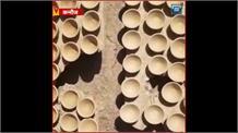 Lockdown: PM Modi की अपील से खिले कुम्हारों के चेहरे, मिट्टी के दीए खरीदने लगे लोग