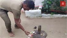 चटनी पीसने वाले पत्थर पर लोगों का चमत्कार या अंधविश्वास, जल्द पूरी रिपोर्ट पंजाब केसरी पर