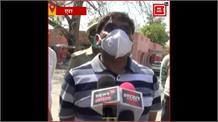 एटा शहर में सैनेटाइज़ अभियान जारी, कोरोना वायरस के मद्देनज़र कराया गया सैनेटाइज़