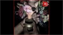 Begusarai: lockdown की उड़ी धज्जियां,शिव मंदिर में भक्तों की उमड़ी भारी भीड़
