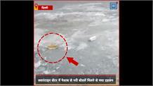 दिल्ली में Corona फैलाने की साजिश! क्वारंटाइन सेंटर में फेंकी गई पेशाब से भरी बोतलें