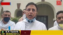 सुरजेवाला ने बीजेपी सरकार पर बोला हमला, कहा- 4 मांगे मनवाकर ही दम लेंगे