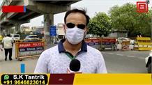 'गब्बर' का आदेश, पुलिस की सख्ती...और सील हो गया Delhi Haryana Border