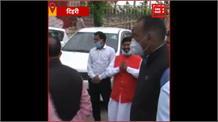 Covid-19: सहकारिता मंत्री Dr. Dhan Singh Rawat का New Tehri दौरा, अधिकारियों संग की बैठक