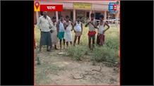 Bihar:प्रशासन की कुव्यवस्था से नाराज प्रवासी श्रमिकों ने किया हंगामा