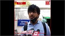 लॉकडाउन के बाद शुरू हुई घरेलू हवाई यात्रा, दिल्ली से 38 यात्रियों को लेकर कानपुर पहुंचा विमान