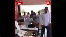 हिसार: BJP नेता और TikTok स्टार Sonali Fogat की दबंगई