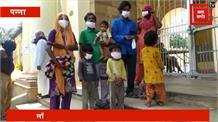 दो माह से लॉकडाउन के चलते फंसा था परिवार, समाजसेवियों ने अपने खर्च पर पहुंचाया महाराष्ट्र