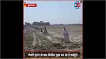 UP:  200 रुपए की मज़दूरी करने को मजबूर, डिग्री वाले मजदूर!