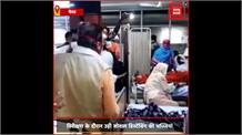 मेरठ पहुंचे स्वास्थ्य मंत्री सुरेश खन्ना
