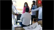 सोनाली फोगट मारपीट वीडियो viral