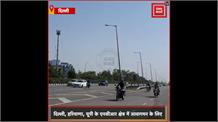 दिल्ली बॉर्डर सील विवाद पर सुप्रीम कोर्ट का आदेश