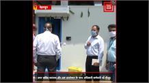 Dehradun में Corona_Testing_Lab का शुभारम्भ, हर दिन 100 सैंपलों की हो सकेगी जांच
