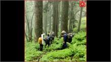 पर्यटन स्थलों की खोज के लिए चलाया गया विशेष अभियान, युवाओं ने खोजा अवाना बुग्याल-खलियाणी टॉप ट्रैक
