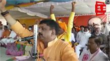 चुनाव प्रभारी अलोक शर्मा ने बीजेपी पर बोला हमला, 'अब सिंधिया के अपमान का बदला लेने का समय है'