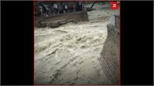 बाढ़ प्रभावित क्षेत्रों को लेकर अलर्ट हुई योगी सरकार, जलशक्ति मंत्री बोले- 24 घंटे होगी कड़ी निगरानी