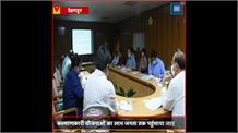 परिवहन मंत्री यशपाल आर्य नेसमाज कल्याण विभाग के साथ की बैठक, अधिकारियों को दिए निर्देश
