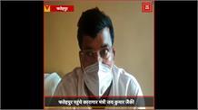 कानपुर कांड पर कारागार मंत्री का बड़ा बयान, कहा-एक भी व्यक्ति बख्शा नहीं जाएगा