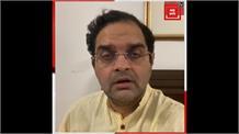 Corona काशिकार हुए BJP सांसद बृजेंद्र सिंह, खुद Video जारी कर दी जानकारी