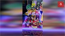 सीएम शिवराज ने धूमधाम से मनाई कृष्ण जन्माष्टमी और गाया भजन, देखें तस्वीरें