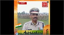 Haldwani: ITBP कैंप में मनाया 74वां स्वतंत्रता दिवस, कमांडेंट ने किया झंडारोहण