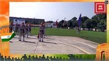 7 पुलिसकर्मी हुए बेहोश, मंच से संबोधित कर रहे थे CM Khattar