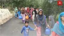 पीने के पानी की समस्या से जूझ रहा शोपियां का चेक सेडो गांव