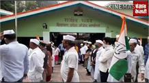 शिमला में कांग्रेस ने कुछ ऐसे मनाया स्वतंत्रता दिवस...