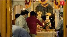 बेशकीमती राजसी जेवरात से सजाए गये लड्डू गोपाल, बड़ी स्कीन पर होंगे दर्शन