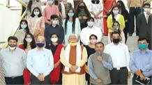 Haryana को मिले 25 नए सुशासन सहयोगी, मुख्यमंत्री ने किया स्वागत