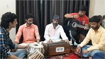 राम भक्तों का ये गीत मन मोह लेगा, यमुनानगर के युवाओं की शानदार प्रस्तुति